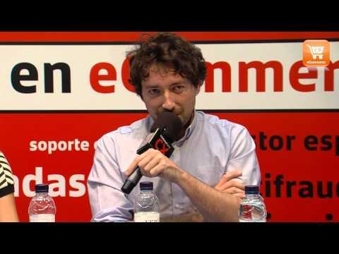 CatalunyaCaixa eCommerce en el eShow Barcelona con N. Bour (Uvinum)