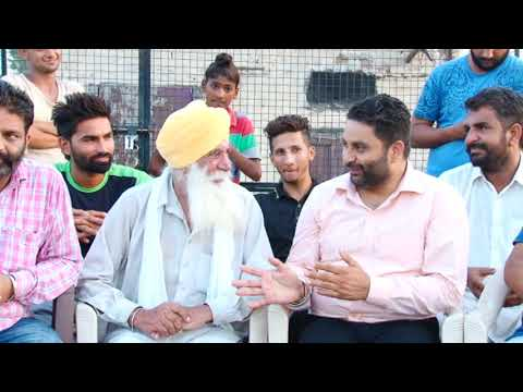 ਸੰਦੀਪ ਬਰਾੜ Interview with GURPAL SINGH BALI PART-1