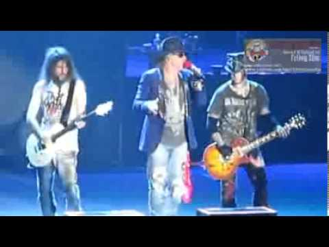 Gun's N Roses - Indonesia Raya + Don't Cry