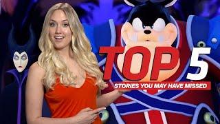 Surprise Kingdom Hearts 3 Trailer - IGN Daily Fix