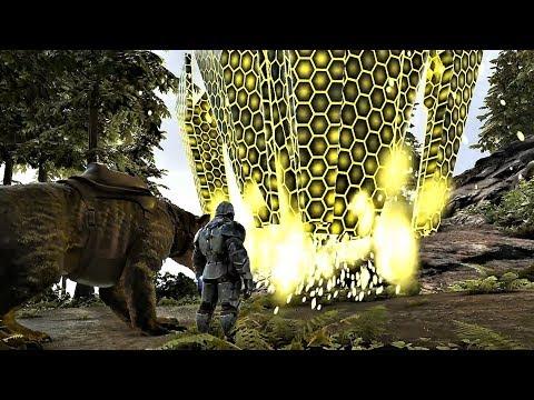 ARK TEK HUNTER 2 (SPECTATOR) #30 ABGESCHMIERT [Ark Survival Evolved Deutsch German]