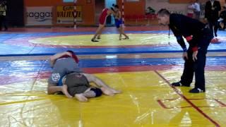 Javier Abril vs David Gaona -65kg Trofeo Sagunto