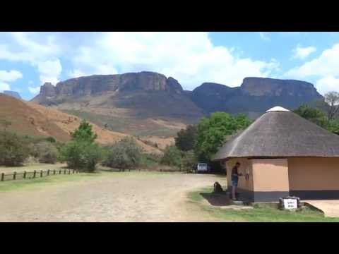 Royal Natal National Park, Drakensberg, S. Africa 2015