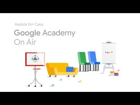 Google Academy: Fundamentos do Google Analytics