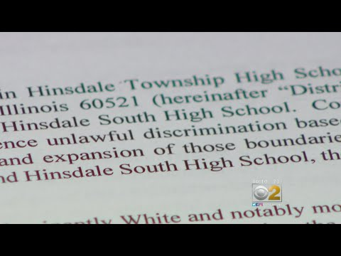 Hinsdale School District Changes Boundaries After Claims Of Discrimination
