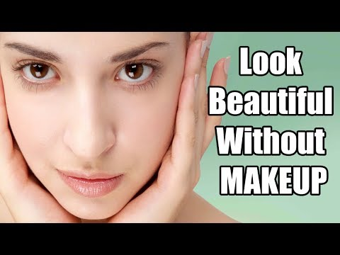 How to Look Beautiful Without Makeup || Get Perfect Glowing Skin in ANY season