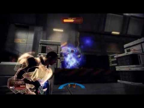 TRIO DE PUNCH Reseña MASS EFFECT 2 ( review )