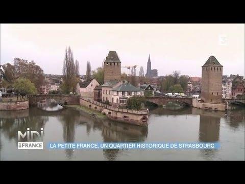 La Petite France : un quartier historique de Strasbourg