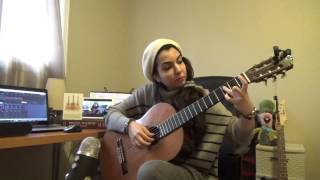 Secret Garden ( Classical Guitar)