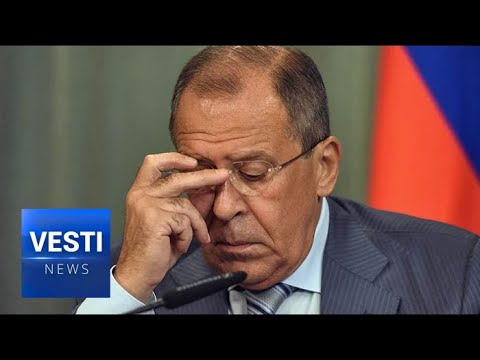 Lavrov Comments on the American-Made Mess