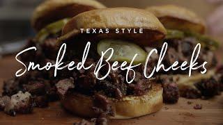 Texas Style Smoked Beef Cheeks YouTube Videos