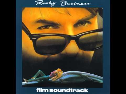 Tangerine Dream Theme Score   Risky Business 1985
