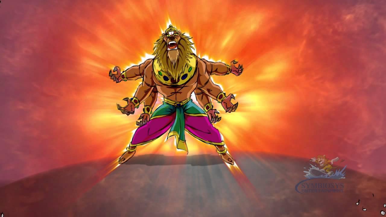 Shiva Animated Wallpaper Hd Lord Narasimha Youtube
