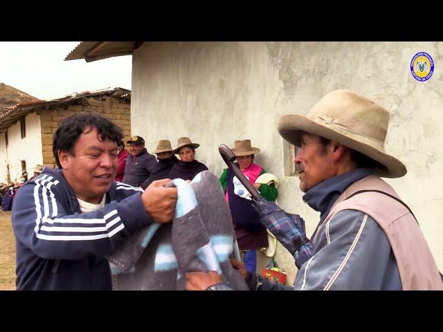 ALCALDE PROVINCIAL ENTREGO KITS DE ABRIGO A 108 FAMILIAS