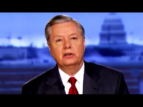 Lindsey Graham's AMAZING DOUBLESPEAK Interview About Michael Flynn's Resignation