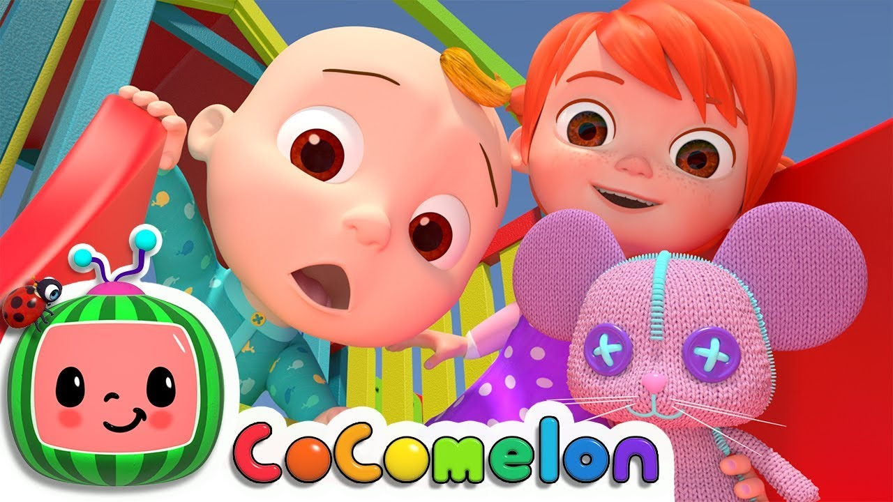 No No Playground Song Cocomelon Abckidtv Nursery Rhymes Kids Songs