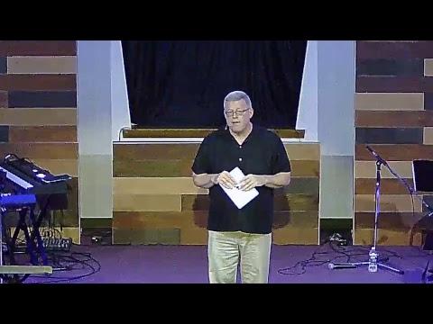 August 19, 2018 - Pastor Dean Brown -  \