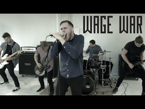 Wage War - Twenty One (Official Music Video)