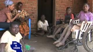 Mimi na Tanzania - Msaada Kwa Familia Ya Watoto 5, Walemavu Wa Viungo