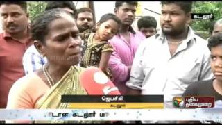Rain ravaged Cuddalore: People suffer without proper relief measures