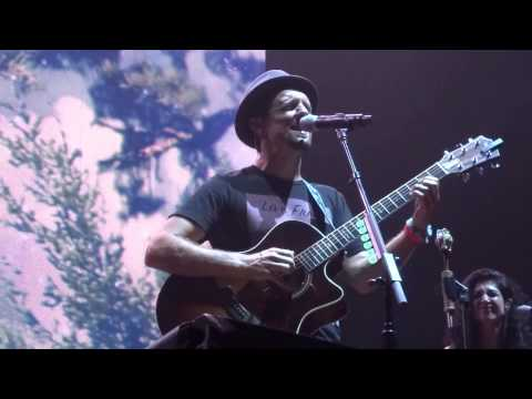 "Jason Mraz ""Love Someone"" & ""Song For A Friend"" Davies Symphony Hall San Francisco August 26, 2014"