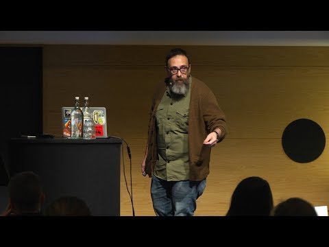 "Mike Monteiro • UX Copenhagen 2018 ""How to Build an Atomic Bomb"""
