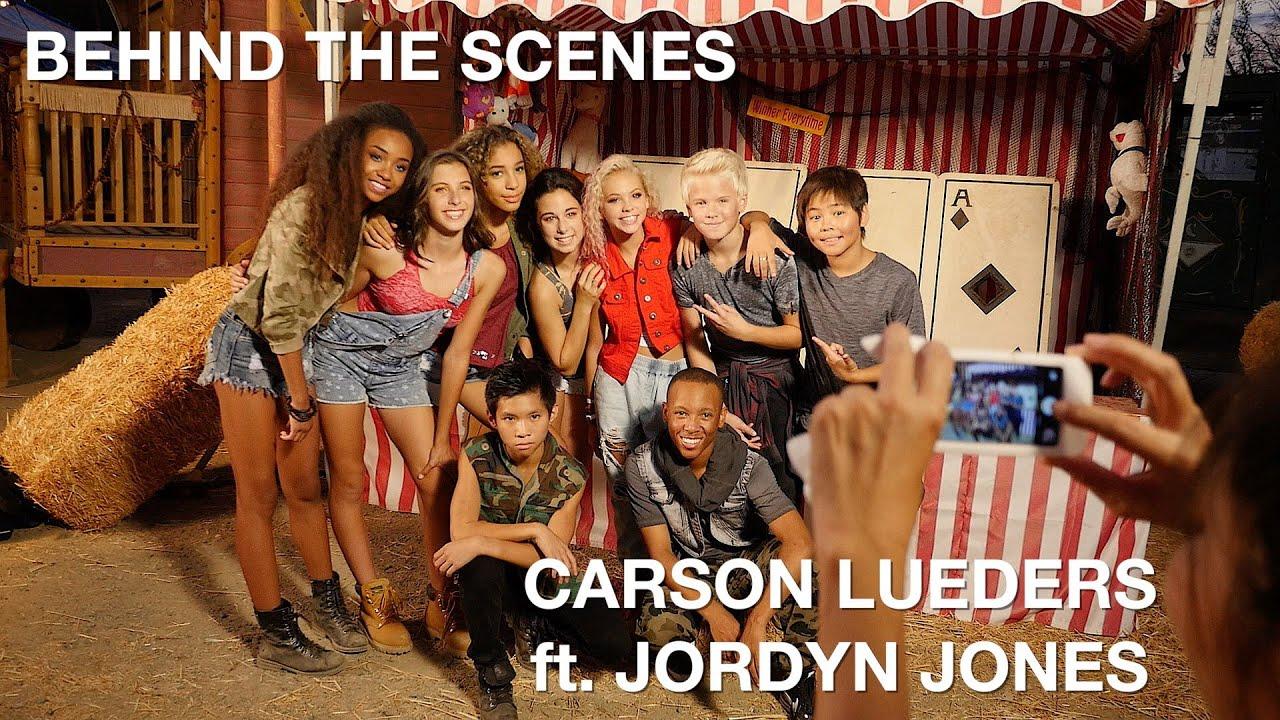 Carson Lueders ft Jordyn Jones - Take Over (Behind The ...