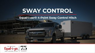 Sway Control -- Equal-i-zer® 4-Point Sway Control™ Trailer Hitch