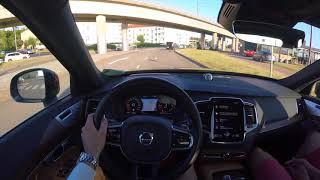 2018 Volvo XC90 T8 Polestar - POV Review