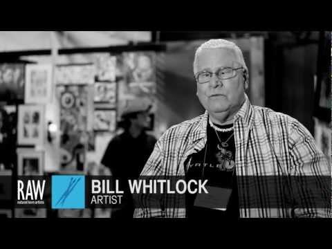 BILL WHITLOCK at RAW:Atlanta Discovery 02/21/2013