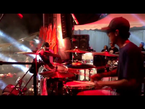 yoyodogzCam. Shaggydog - Di Sayidan, Honey - Medan, 02 nov 2013