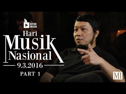 KOTAK MUSIK / DISKUSI HARI MUSIK NASIONAL - PART 1