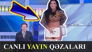 ƏN GÜLMƏLİ CANLI YAYIN QƏZALARI / 2 BÖLÜM