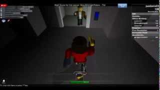 Permet de jouer: Roblox-Paranormal Activity ( Original )
