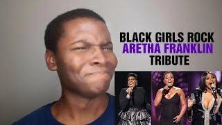 The Aretha Franklin Tribute (Black Girls Rock)
