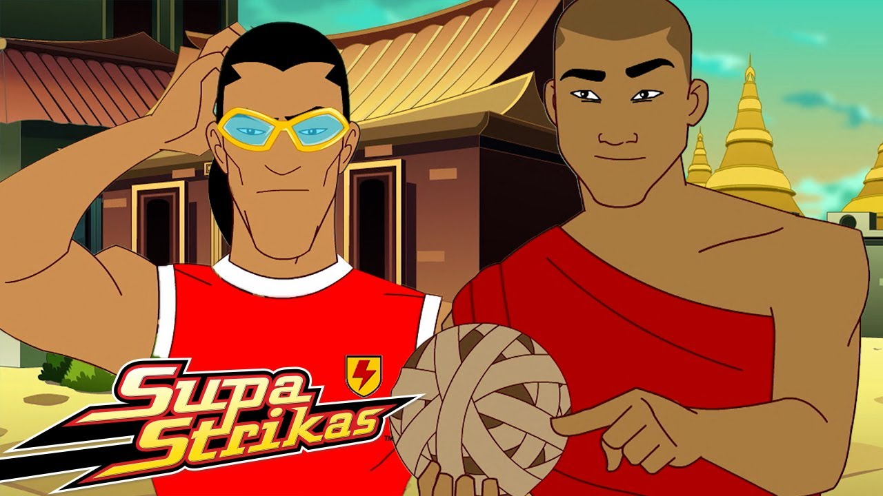 Download Supa Strikas in Hindi | Season 1 - Episode 10 | एल बनाम टीम | No El' in Team