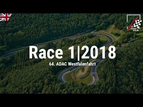 Re-live: VLN 1 - the first race of the season