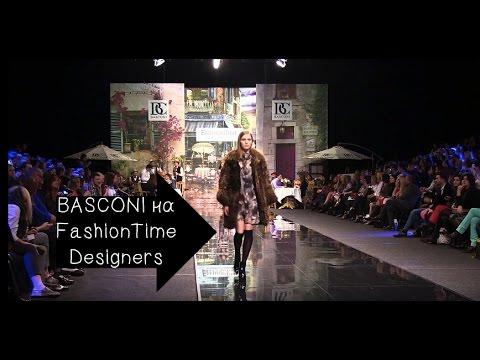 BASCONI на FashionTime Designers на Неделе моды в Москве