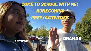 Homecoming Activities: Up Lipsync, SoundCloud Rappers...