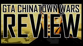 GTA Chinatown Wars review