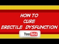 How to Cure Erectile Dysfunction Impotence ED Los Angeles CA - Cure ED Naturally