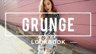 Grunge Inspired Lookbook Thumbnail