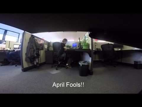 Full Download Air Horn Office Chair Prank Extended Cut Best 2014 April Fool