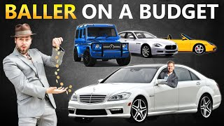 10 Cheap Cars That Make You Look Like A Baller