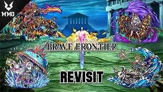 Brave Frontier | Mobile/PC | The 2nd Game I Played On My Channel