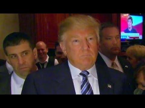 Trump: We think we