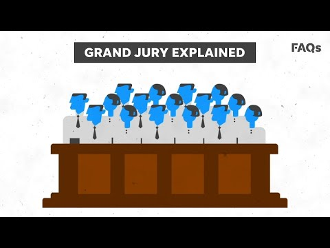 Here's how a grand jury works, and why some are contentious | Just The FAQs