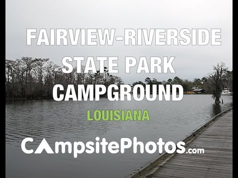 Fairview Riverside State Park, Louisiana