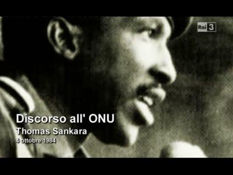 THOMAS SANKARA | UN PICCOLO  UOMO CHE SFIDO' I POTENTI DEL MONDO