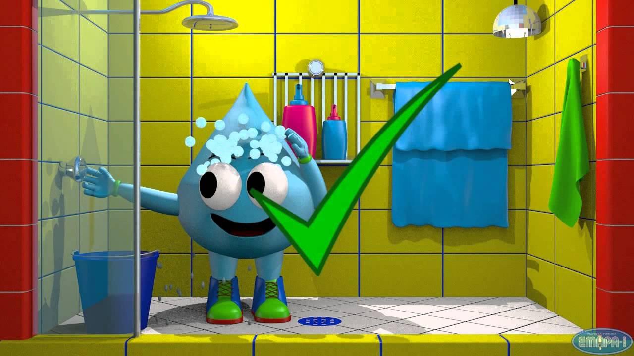 Aprendamos con paquito recomendaciones para el buen uso - Como ahorrar agua y luz ...